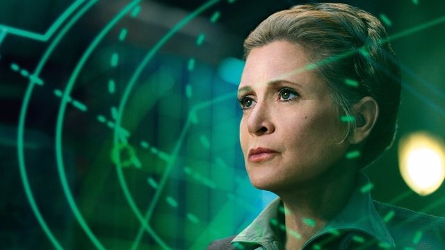 Star Wars: Los últimos jedi despedirá a Carrie Fisher