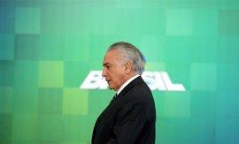 La Cámara de Diputados de Brasil rechaza la denuncia de la Fiscalía contra Temer por corrupción pasiva