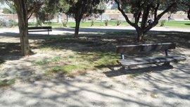 El PAR advierte del mal estado de las zonas verdes de la ciudad