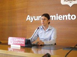 """'Cambia Logroño' dice que la """"dejación"""" en turismo del Equipo de Gobierno hace """"caer"""" el número de visitantes en Logroño"""