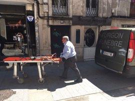Muere un hombre en el incendio de su vivienda en Lugo