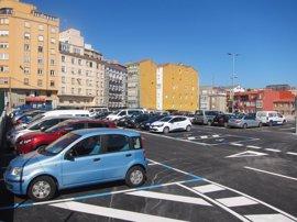 Inaugurado el aparcamiento de más de 200 plazas en la antigua Tabacalera