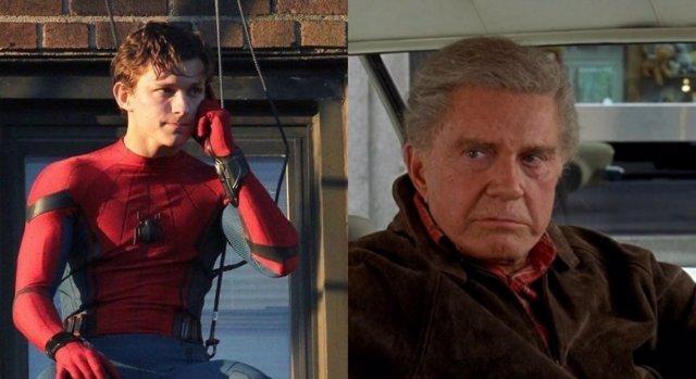 El Tío Ben iba a tener una escena en Spider-Man: Homecoming