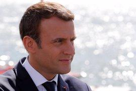La popularidad de Macron cae al 36 por ciento casi cien días después de su llegada al Elíseo