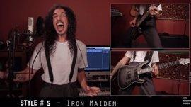 VÍDEO: Despacito en 26 estilos musicales diferentes en 4 minutos (de Iron Maiden y Bon Jovi a Gloria Estefan y Nsync)