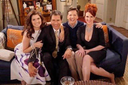 El 'revival' de Will & Grace renueva por una 2ª temporada en NBC