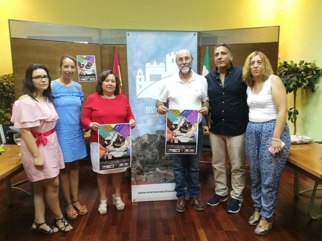 Actividad 'Encuentros de Montánchez. Diálogos de cultura'