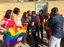 PSOE-A destaca el avance en políticas de igualdad y destaca la ley sobre los derechos del colectivo Lgtbi