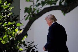Trump comunica a la ONU su deseo de romper el Acuerdo de París