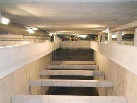 Consorcio de Aguas invierte 567.000 euros en remodelar el bombeo del  tanque de tormentas de La Alameda, en Ondarroa