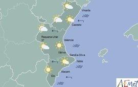 Valencia y Alicante, en riesgo por altas temperaturas de hasta 38ºC