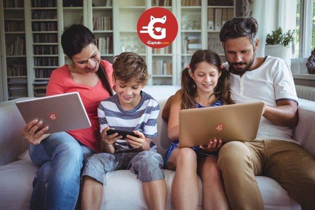 Gaptain, app contra el ciberacoso