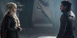 Juego de tronos: Kit Harington confiesa qué pensó Jon Snow cuando vio a Daenerys