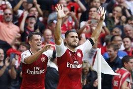 El Arsenal vence al Chelsea en los penaltis y se hace con la Community Shield
