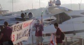 """Arran defiende sus acciones: """"No estamos en contra de los turistas"""""""