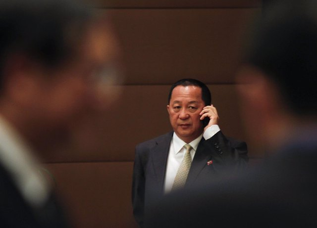 Ri Yong Ho, nuevo ministro de Exteriores norcoreano