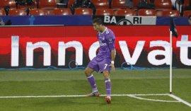Cristiano entra en la lista para la Supercopa de Europa