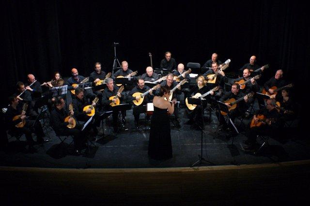La Orquesta De Plectro Atlántida Ofrece Un Concierto Dentro Del Ciclo Musical De
