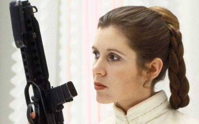 Princesa Leia Organa era en realidad Doctora Organa