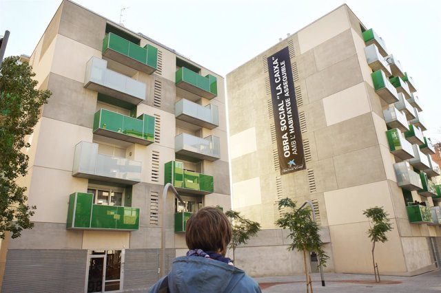 Convocatoria viviendas inclusión social de Obra Social 'la Caixa'