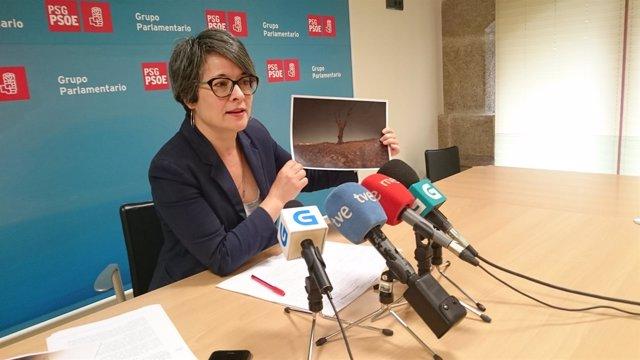 Patricia Vilán.