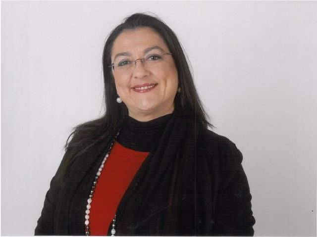 Esther Gómez, directiva de Frutas Esther