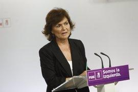 """El PSOE ve el Congreso como el """"mejor sitio"""" para una comisión de estudio sobre la reforma constitucional"""