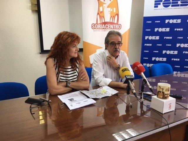 Soria: presentación del II Rally de Soria