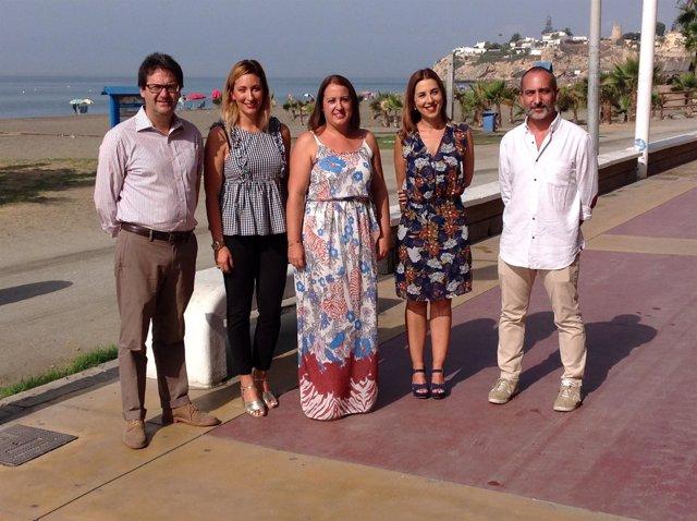 Psoe De Andalucía: Audio Y Fotos Beatriz Rubiño 07 08 2017