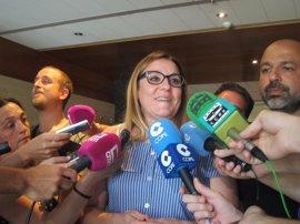 La Ley del Gobierno y el Consejo Consultivo y la Reforma del Reglamento de las Cortes, entre los objetivos de María Díaz