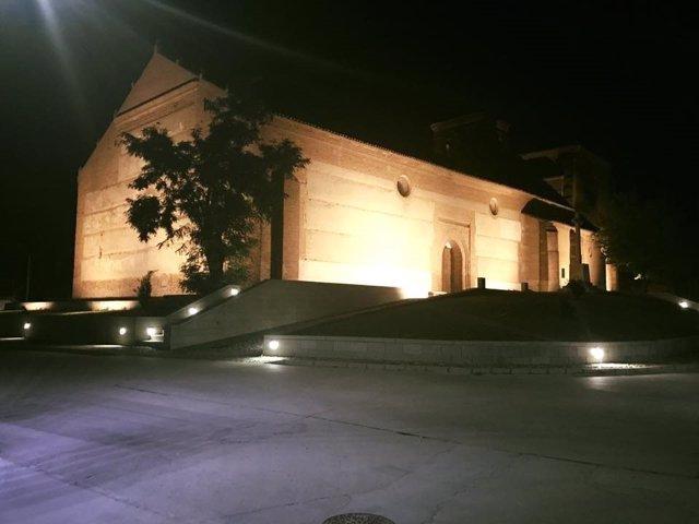 Ávila: Nueva Iluminación En Fontiveros