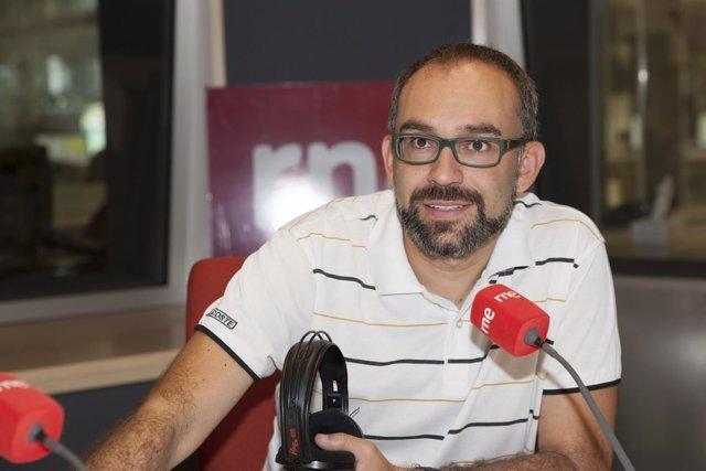 El periodista Manuel Martínez Martín