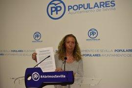 """PP, en contra de la tasa turística en Sevilla por """"el rechazo del sector y la pérdida de competitividad"""""""