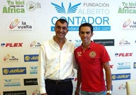 """Javier Guillén: """"Alberto Contador completa la mejor Vuelta, es un ciclista de leyenda"""""""