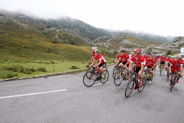 La Vuelta Campus Cofidis celebra su segunda edición