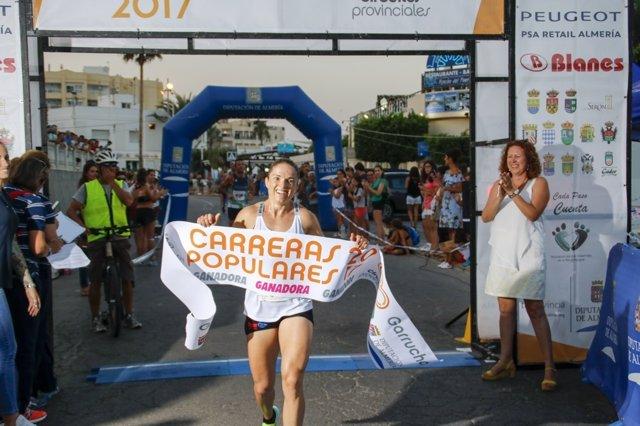 Carreras populares en Garrucha