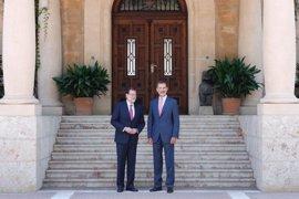 Rajoy asegura que el Gobierno trabajará para que haya unanimidad en torno a la nueva financiación autonómica