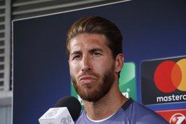 """Ramos: """"Tenemos una cita para la historia"""""""