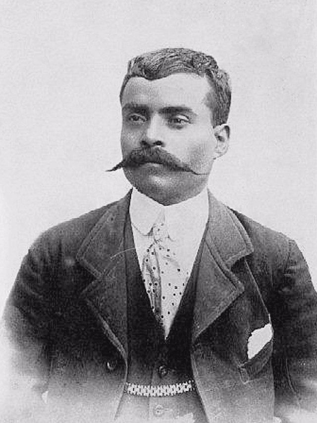 Emiliano Zapata Uno De Los Grandes Héroes De La Revolución Mexicana