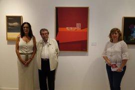 Las salas de La Coracha descubren al pintor malagueño Francisco González Romero en 'Épocas e itinerarios'