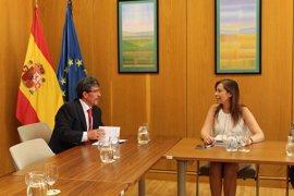 Junta y el Ministerio avanzan en el proceso de debate del Pacto Nacional del Agua