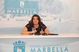 El Ayuntamiento de Marbella reparará los ocho centros educativos  afectados por el temporal de diciembre