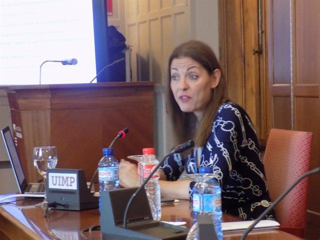 Directora general de la Mujer de Madrid