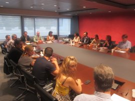 El comité de huelga de Eulen no acepta la propuesta de la Generalitat