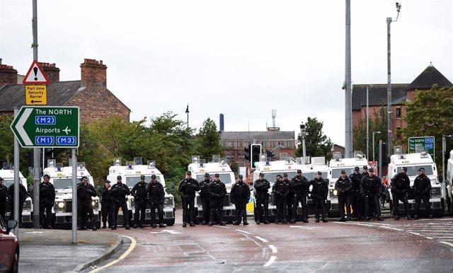 Policía Belfast