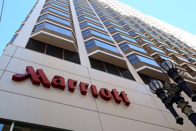 Hotel Marriott en San Francisco, California.