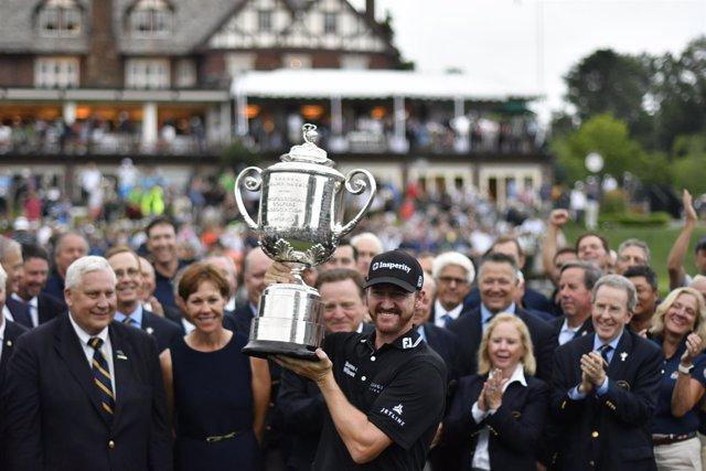Jimmy Walker gana el Campeonato PGA