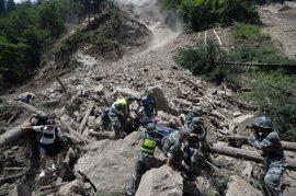 Al menos 19 muertos y 343 heridos por un terremoto en la región china de Sichuan