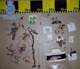 Detenidos tres butroneros en Rumanía por el robo de seis joyerías en Madrid y Guadalajara