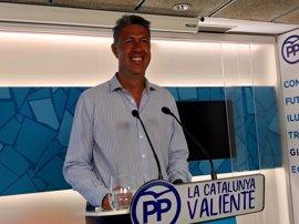 """Albiol pide reunirse con Puigdemont para exponerle """"las consecuencias"""" del 1-O"""